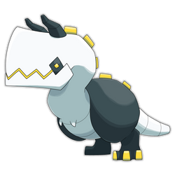 Cerawatt, Supercharge Fakemon by Smiley-Fakemon