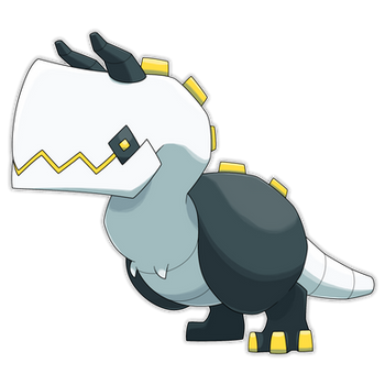 Cerawatt, Supercharge Fakemon by Smiley-Fakemon