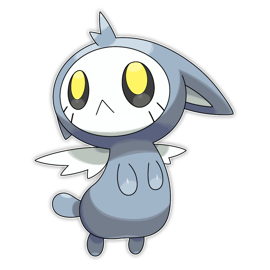 Moshka, Winged Cat Fakemon by Smiley-Fakemon