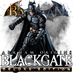 Batman Arkham Origins Blackgate Deluxe Edition v4 by POOTERMAN