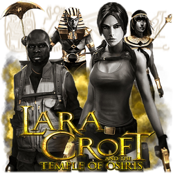 Lara Croft And The Temple Of Osiris by POOTERMAN