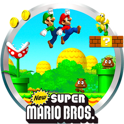 New Super Mario Bros. by POOTERMAN