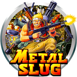 METAL SLUG by POOTERMAN