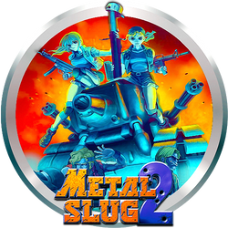 METAL SLUG 2 by POOTERMAN