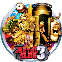 METAL SLUG 3 by POOTERMAN
