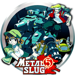 METAL SLUG 5 by POOTERMAN