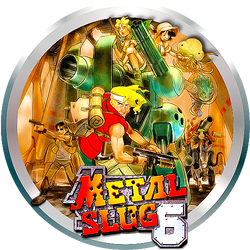 METAL SLUG 6 by POOTERMAN