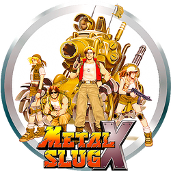 METAL SLUG X by POOTERMAN