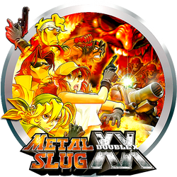 METAL SLUG XX by POOTERMAN