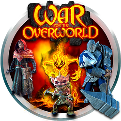 War For The Overworld by POOTERMAN