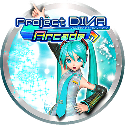 Hatsune Miku Project DIVA Arcade by POOTERMAN