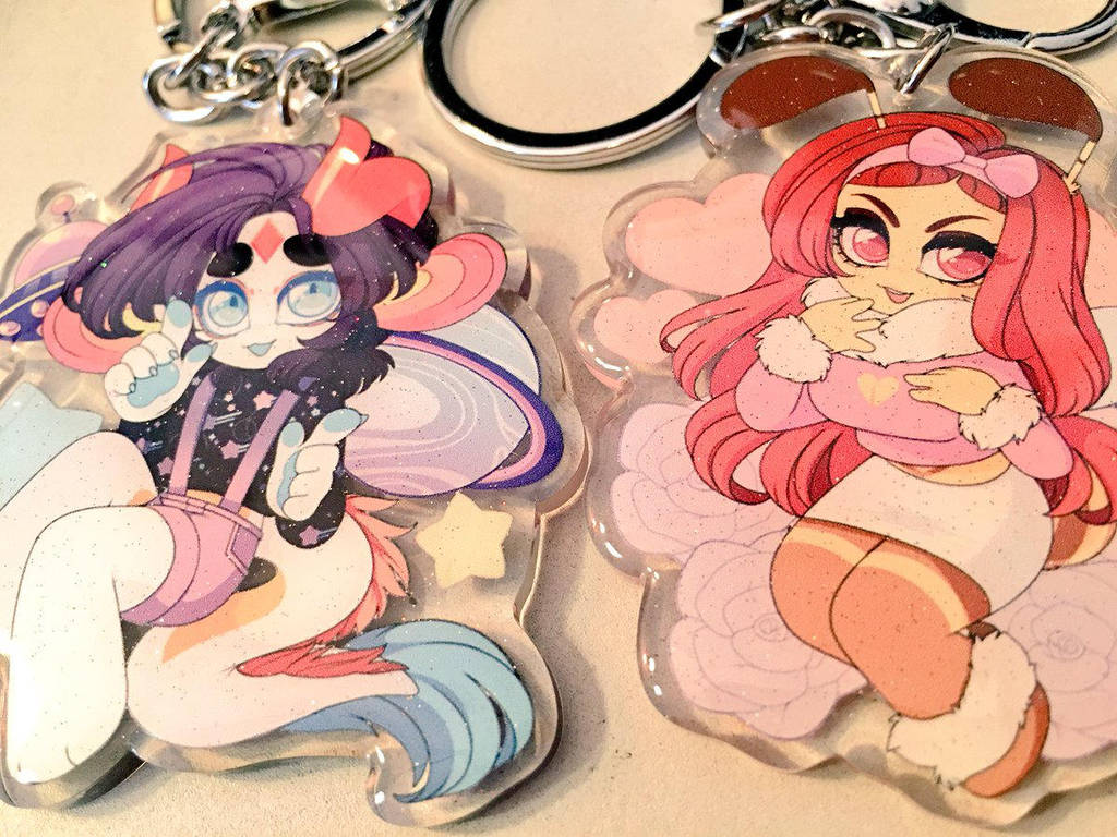 OC Charms 3 by QueenAshi