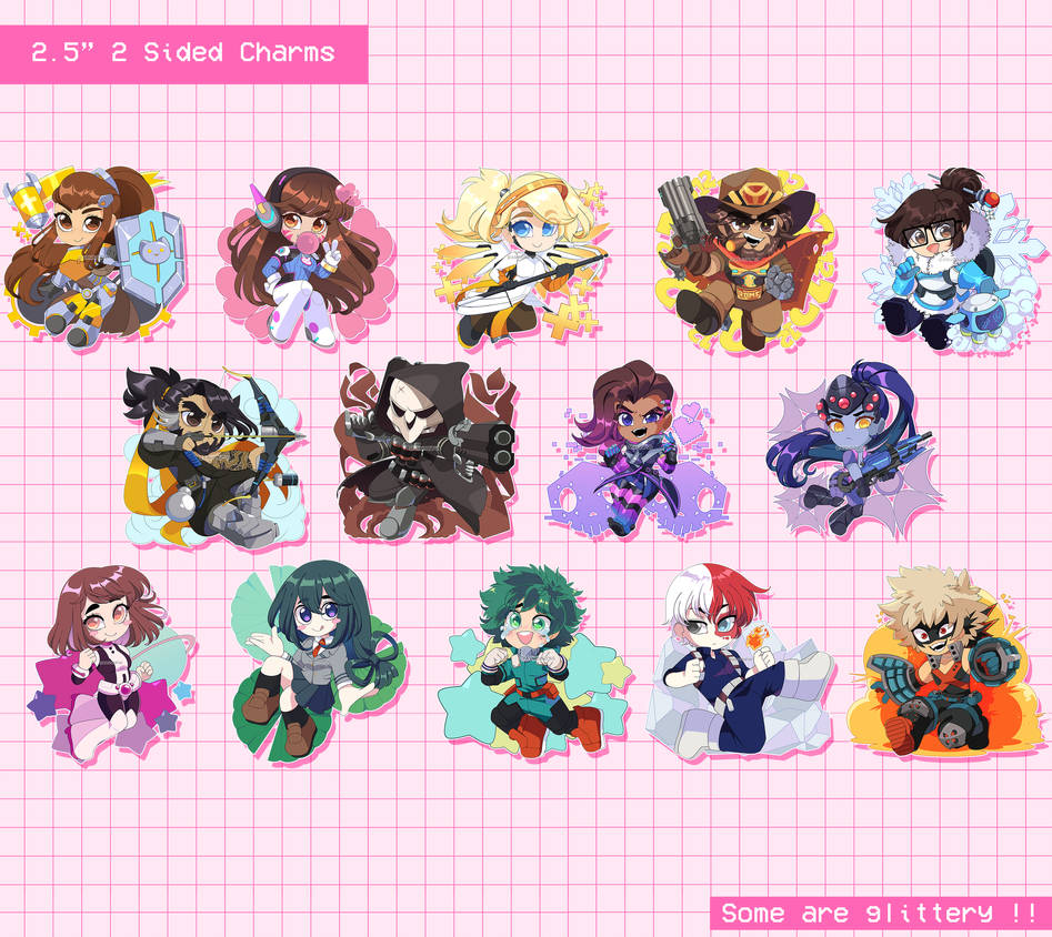 Charms Ad 2 Smaller by QueenAshi