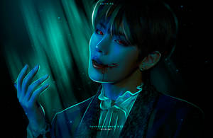 Taehyung / Vampire by byDurst