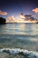 florida sunrise by rapidvision