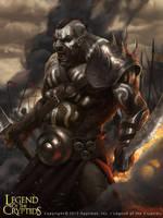 Legends of the Crytids - 006 reg by MarkTarrisse