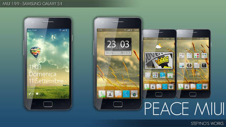 Peace MIUI by stefyno