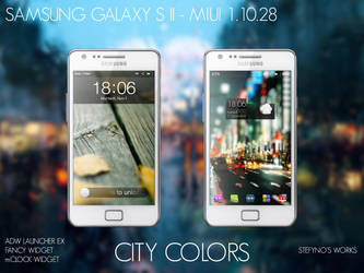 City Colors MIUI by stefyno