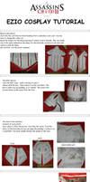 EZIO COSPLAY TUTORIAL -ENGLISH by LadyBad