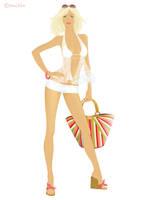 Summer Girl by lanitta