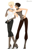 Fashion 2 by lanitta