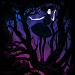 Anna Who Lived in the Tree by lanitta