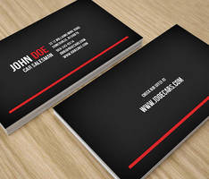 Clean Carbon Business Card by env1ro