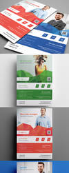 Clean Minimal Multipurpose Flyers vol. 10 by env1ro