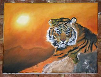 Bengal Tiger by taiku1