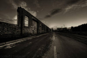 recession street by photo-earth