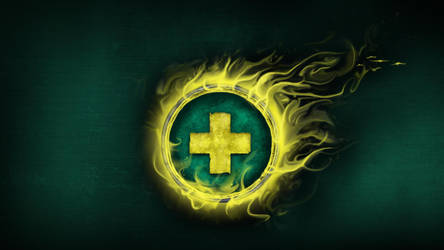 WoW Healer Wallpaper by Chimaera94