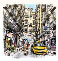 FIAT Palio 1.8R, street1 final by CRCavazos