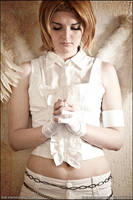 Fallen Angel by DeviousTofu
