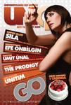 Uniq Magazine cover SILA by mehmeturgut