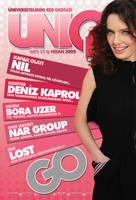 uniq magazine april cover by mehmeturgut