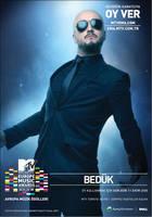 MTV ema 09 Turkey Beduk II by mehmeturgut