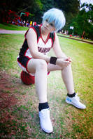 Kuroko no Basket - Kurokocchi by NeeYumi