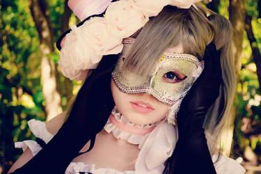 Kuroshitsuji - Lady Masquerade by NeeYumi