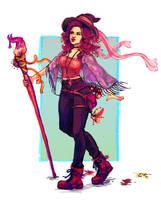 Witchsona by chainSMA