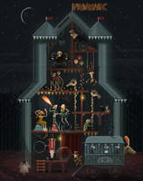 Midnight Carnival (Halloween Edition) by octavinavarro