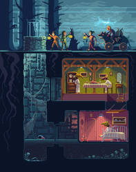 Scene #39: 'Home of the Lost Kids' by octavinavarro