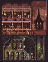 Scene #41: 'Night at the Opera' by octavinavarro
