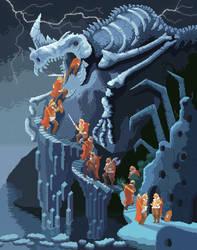 Scene #44: 'The Quest' by octavinavarro