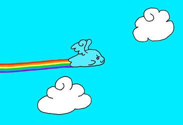 My Little Goma - Rainbow Dash by emeraldrae
