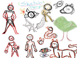SketchDump! by RNK50
