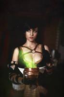 The Witcher 3: Wild Hunt - Fringilla Vigo by FreyaVeles