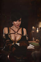 The Witcher 3: Wild Hunt - Let's play Gwent by FreyaVeles