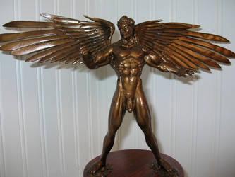 Gabriel by BronzeRealm