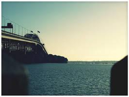 Harbour Bridge by el-k1k0
