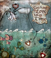 Catching Love Takes Time. by Arthenor